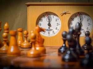 шахматы контроль времени