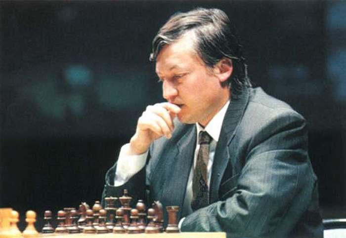 Карпов Анатолий шахматист биография