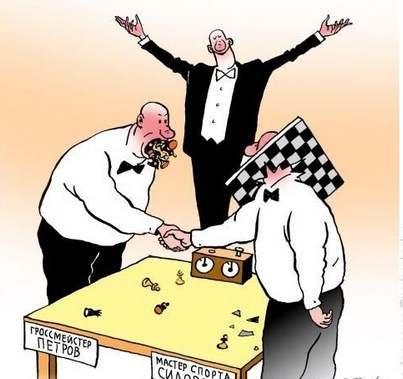 Ничья в шахматах