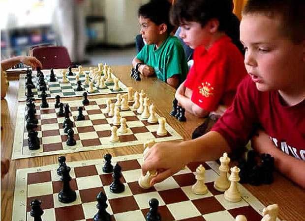 Обучение игры в шахматы для начинающих