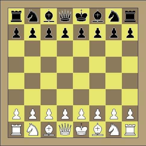 Queen шахматы