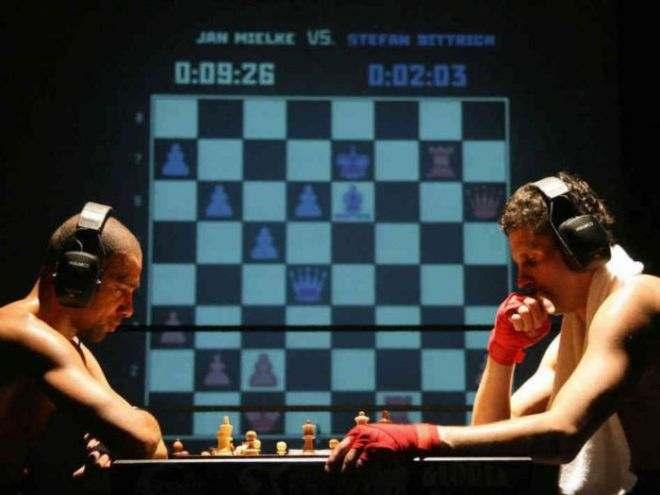 Шахматная психология