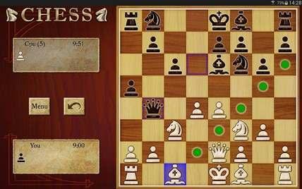 Шахматы на телефон андроид