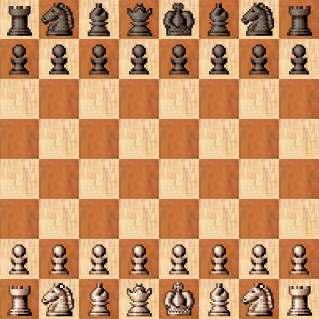 Шахматы онлайн против компьютера