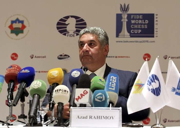 Кубок мира по шахматам 2015 Баку