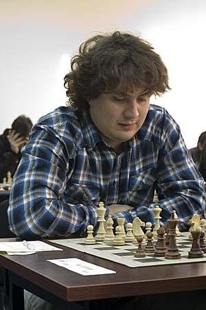 Антон Коробов шахматы