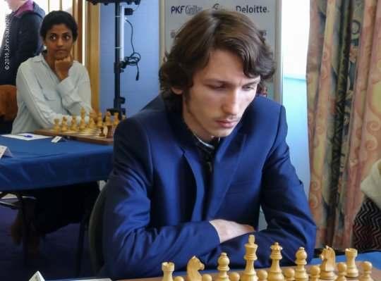 Шахматы Высшая Лига 2016 Коломна