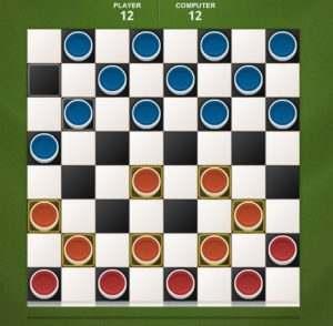 Русские шашки играть онлайн