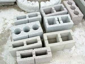 Ячеистые стеновые блоки