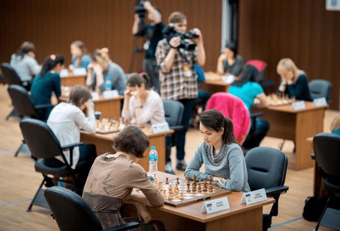 Четвертьфинал в женском чемпионате мира 2018 по шахматам