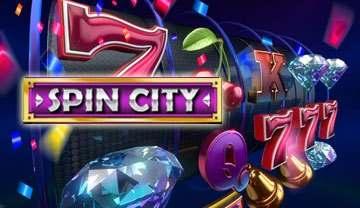 Бесплатные игровые автоматы SPIN CITY