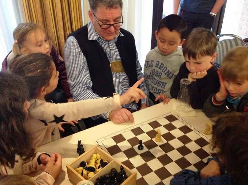 Правила обучения игры в шахматы