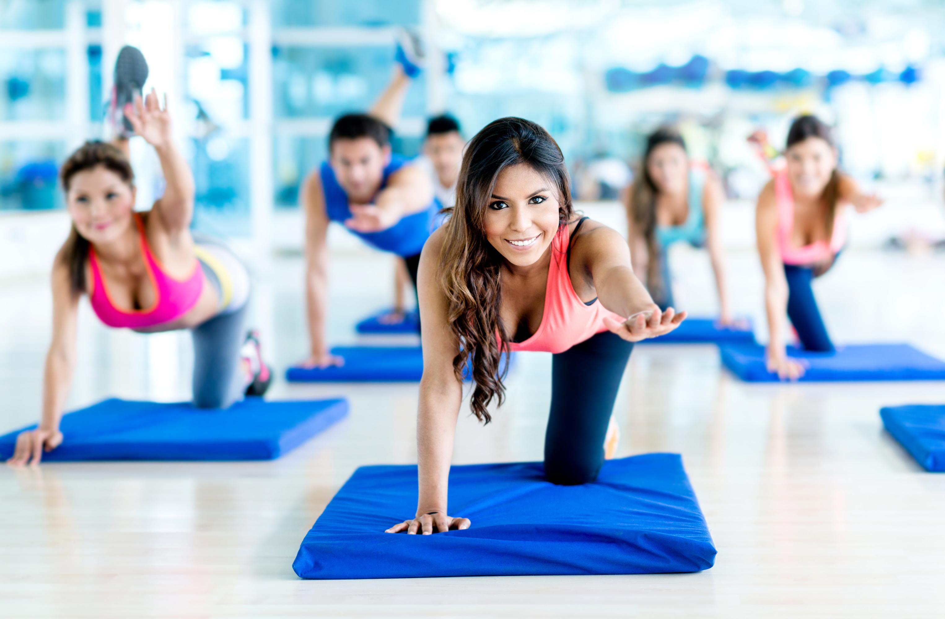 Польза и вред фитнеса