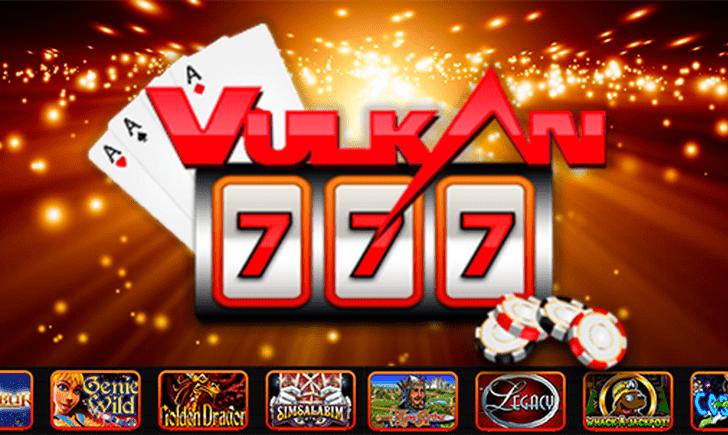 Игровые слоты от разработчиков в казино Вулкан 777