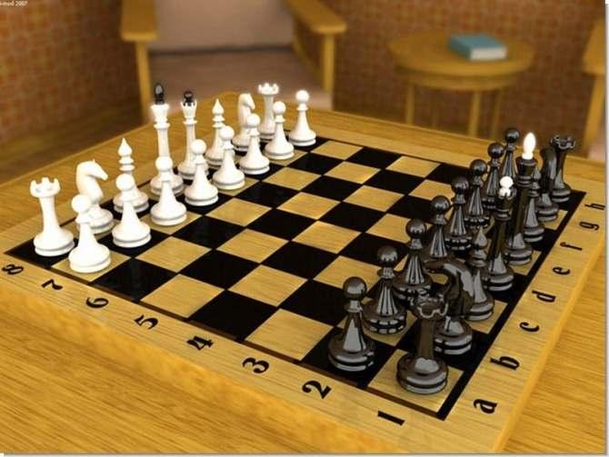 Расположение шахматных фигур.: chesslover — LiveJournal