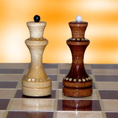 шахматная фигура ферзь