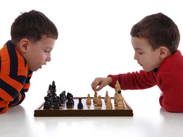 шахматы для начинающих детей