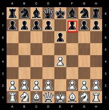 французская защита шахматы