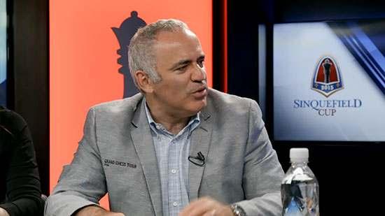 Интервью с Гарри Каспаровым
