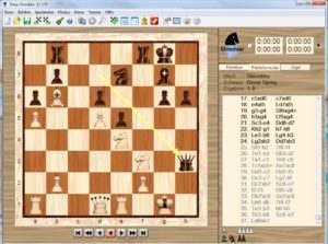 Шахматы Shredder