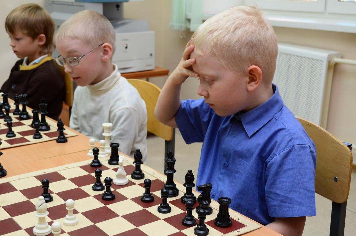 Исследования шахмат