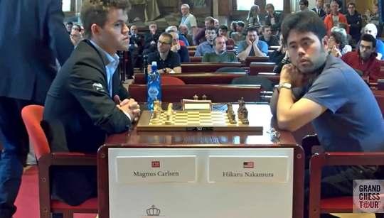 Grand Chess Tour 2016