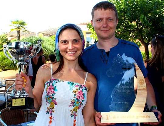 Шахматный турнир победителей