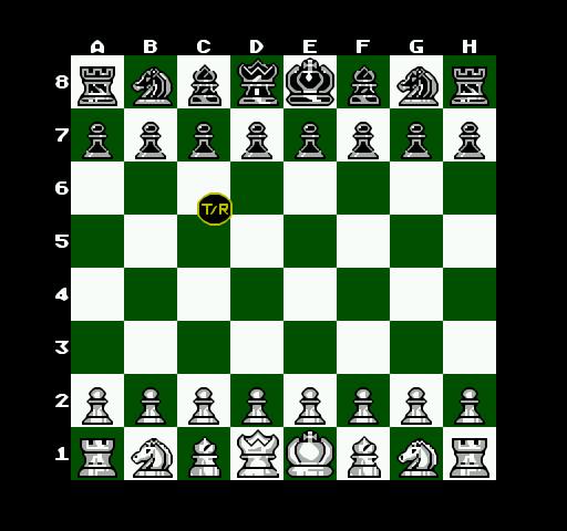 Играть на Денди в Chessmaster