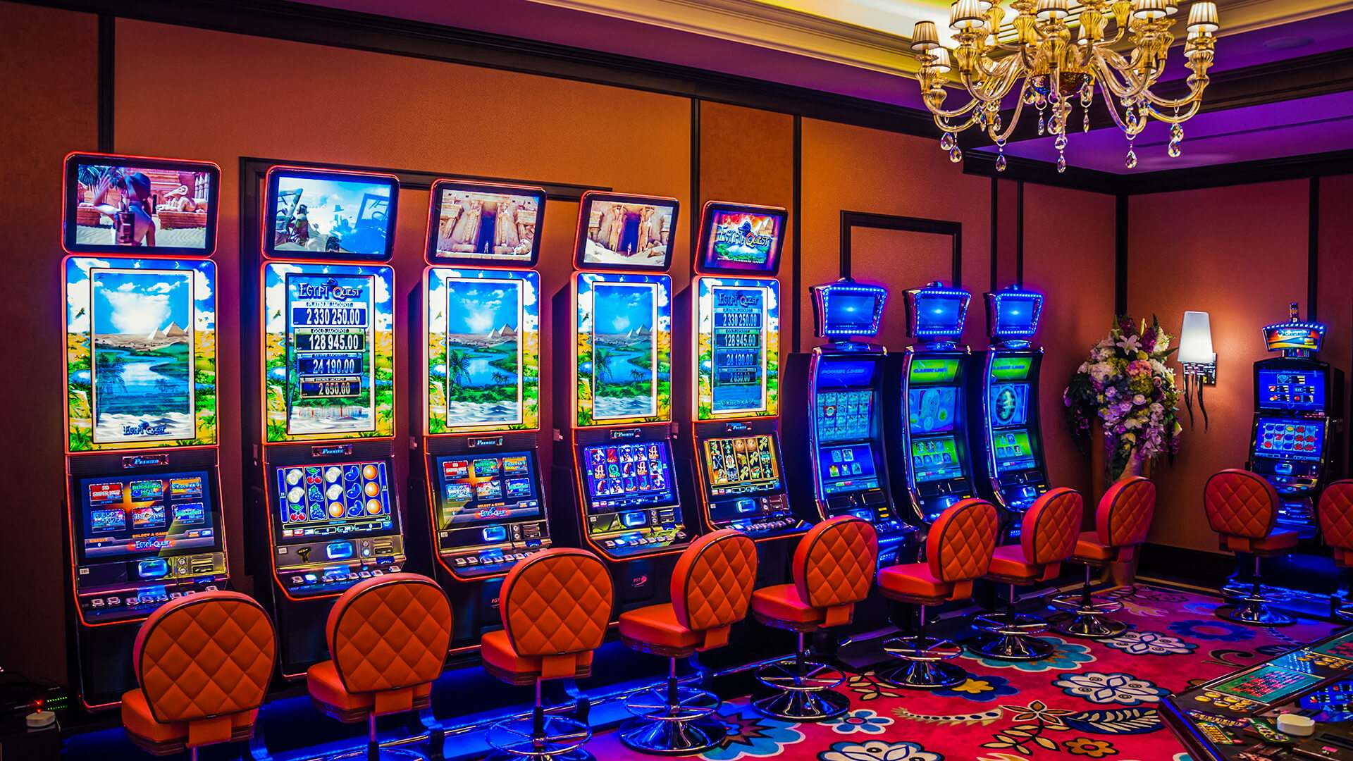 Игровые автоматы от игрового клуба 777