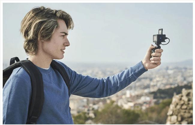 Экшн камеры 2020